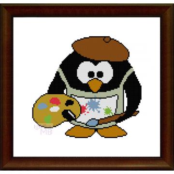 2267 - Pingwin artysta (PDF)