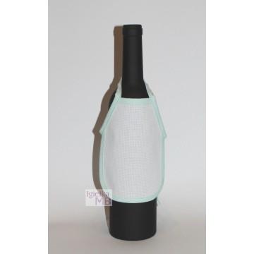Fartuszek na butelkę -...