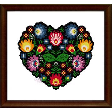 2447. - Folkowe serce (PDF)